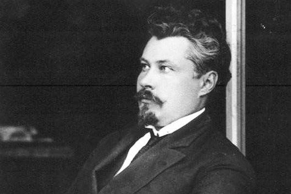 Виктор Чернов (1873-1952) — идеолог Партии социалистов-революционеров