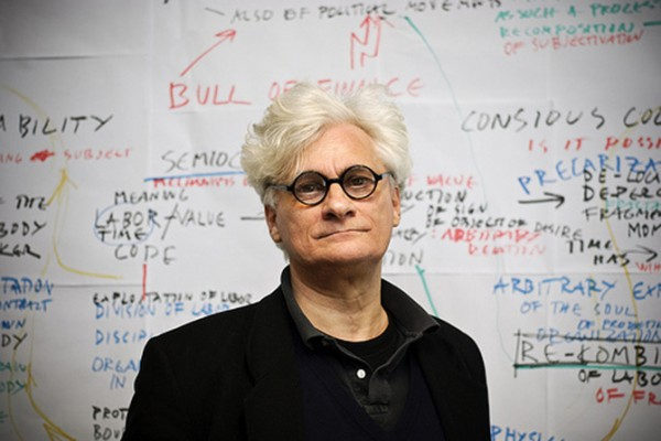 Франко Берарди - итальянский левый философ, футуролог, теоретик медиа