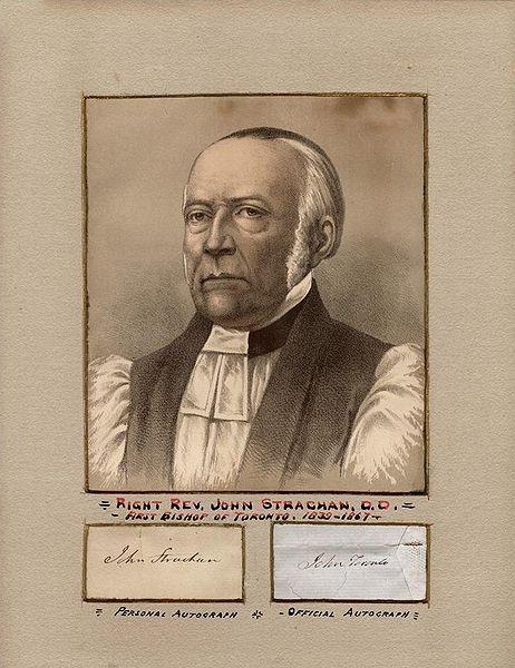 Основателем «Семейного пакта» стал англиканский епископ Йорка Джон Стрэчан. Это был самый красноречивый и могущественный проповедник антиреспубликанского социального порядка