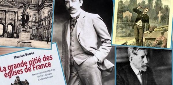 Баррес и Моррас были ключевыми фигурами французского национализма на протяжении более полувека — от буланжистского движения конца 1880-х до падения режима Виши в 1944 году, причём национализма оппозиционного