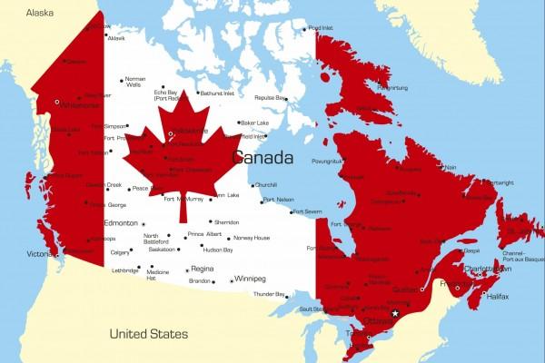 Верхняя и Нижняя Канада развивались параллельно и в целом дублировались. Кстати, на карте Верхняя расположена как раз ниже, южнее — на границе с США, тогда как Нижняя растянута вверх по Атлантическому побережью. Верх и низ определяются здесь не привычными бытовыми координатами, а течением реки Святого Лаврентия