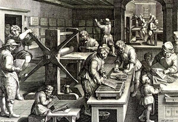 Cредневековые ремесленные и торговые корпорации обеспечивали порядок и моральность трудовой деятельности
