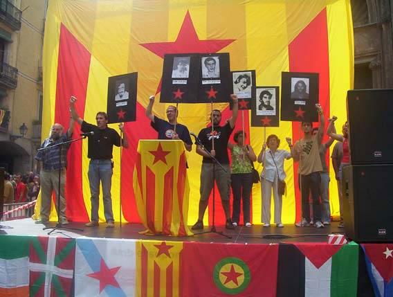 Левые республиканцы Каталонии не скрывают, что сейчас все их мысли и помыслы связаны с проектом каталонской государственной независимости