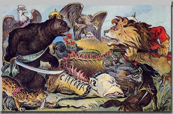 Плод внутреннего, духовного мещанства внешнее международное зверство — милитаризм, шовинизм