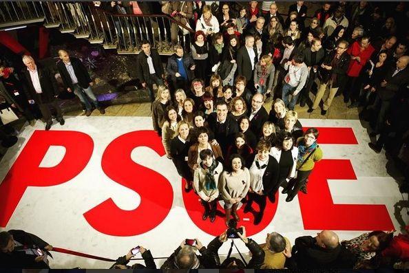 ИСРП сумела сохранить статус первой левой партии Испании