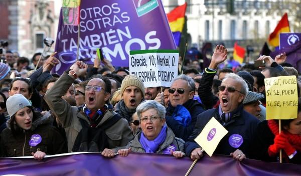 Не имеющая никакого парламентского представительства партия на выборах 20 декабря сумела получить поддержку почти 5,2 млн испанцев. Набрав на выборах в нижнюю палату парламента почти 20,7% голосов
