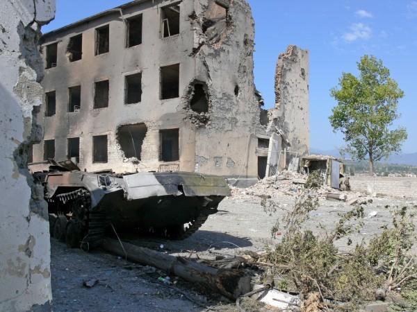 кремлёвский агитпроп крайне мало говорит о решении Гаагского трибунала начать процессуальные действия по делу о «военных преступлениях, которые совершали в грузинском регионе Южная Осетия как местные сепаратисты, так и российские «миротворцы» в период с 1 июля по 10 октября 2008 года