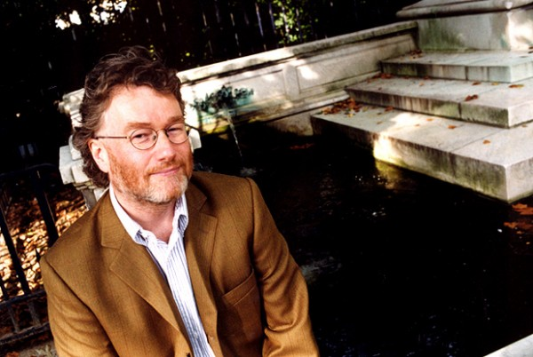 Английский писатель Йен Бэнкс (1954-2013)