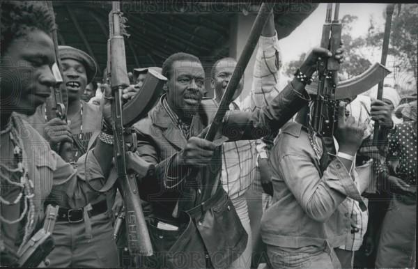 Революционер первой южноафриканской волны. Человек-символ национального сопротивления. Один из основателей независимого Зимбабве. Джеймс Роберт Дамбаза Чикерема