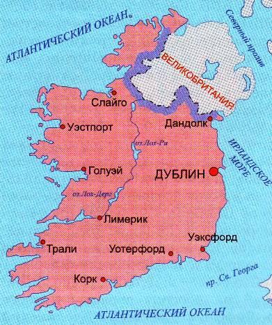 В Ирландии традиционно выражающие интересы буржуазных слоёв партии стабильно набирают свыше двух третей голосов
