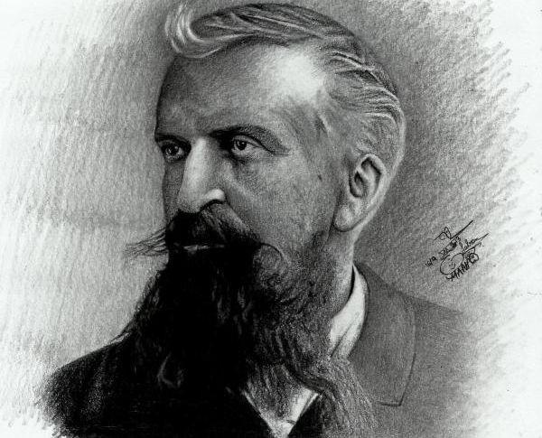 Гюстав Ле Бон (1841—1931) — французский психолог, социолог, антрополог и историк
