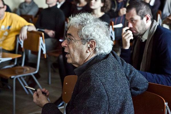 Известный французский социолог Люк Болтански (род. в 1940)