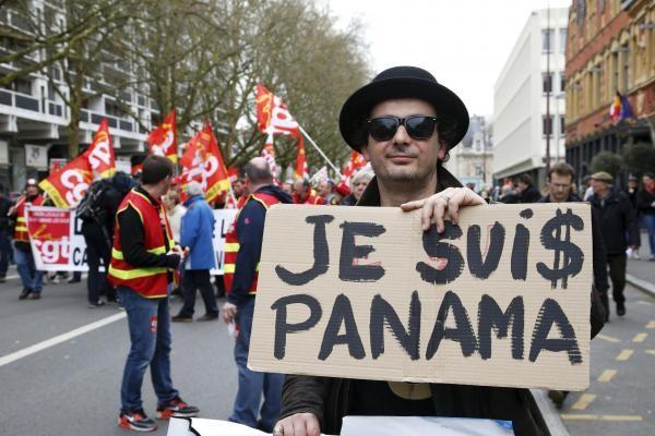 Крупнейший французский профсоюз, Всеобщая конфедерация труда (CGT), провела новые забастовки и демонстрации 5 и 9 апреля. Профсоюз намерен выводить людей на улицы «вплоть до отмены» законопроекта о реформ / Участник манифестации в Лилле 9 апреля