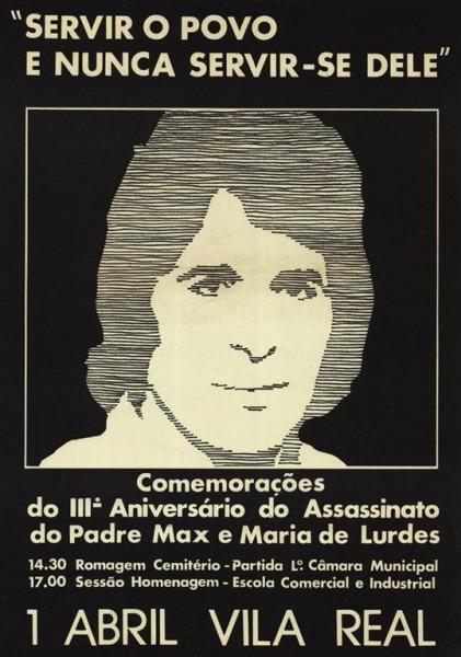 40 лет назад в Португалии погиб священник. Они и сам не ждал, что доживёт до возраста Христа. В 32 года падре стал красным мучеником Революции гвоздик. Звали его Максимиано Барбоза ди Соуза