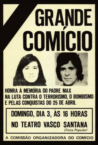 Подругой Максимиано Барбозы ди Соузы была студентка Мария ди Лурдеш Перрейра. В 1974-м ей исполнилось 17 лет