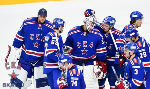 Под  руководством Андрея Назарова  СКА оказался вне зоны плей-офф… У Назарова не получилось ничего.
