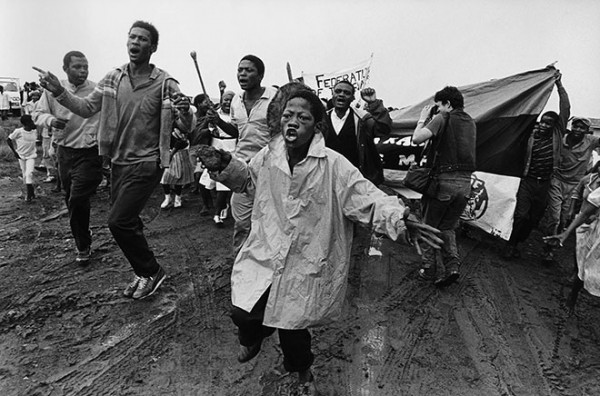 Софиятаун, пригород Йоханнесбурга, был средоточием уголовщины
