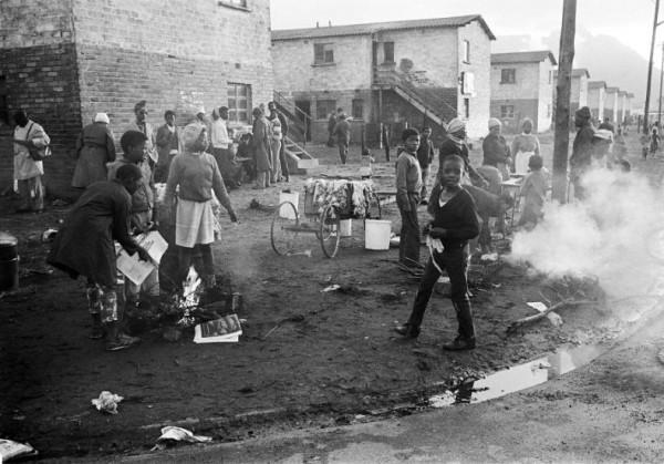 Каждый третий софиятаунец состоял в уличной банде. Крупнейших ОПГ было пять, и чего стоили одни названия: «Стервятники», «Американцы», «Берлинцы», «Гестапо», «Русские» (Софиятаун, 1959)