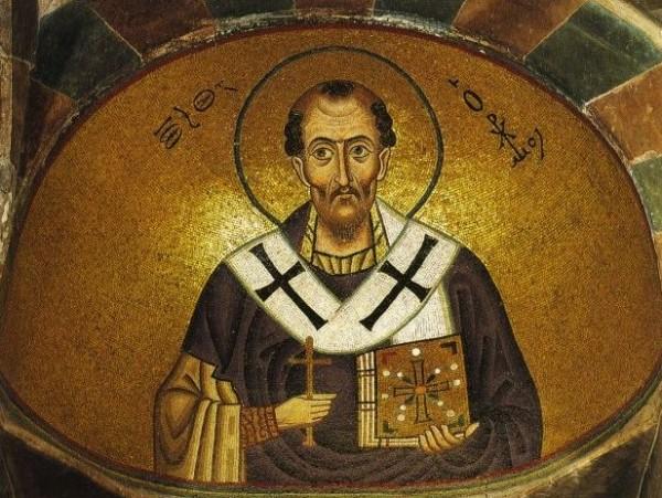 Иоанн Хризостом (ок. 347 — 14 сентября 407) — архиепископ Константинопольский, богослов