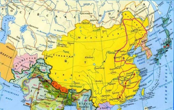 Китай во второй половине XIX века