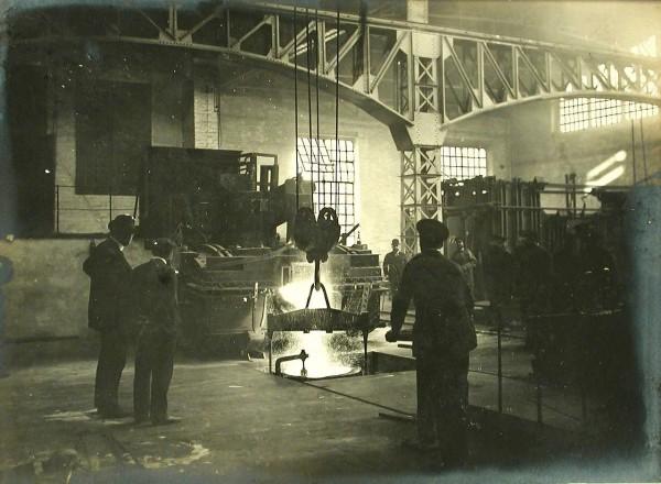 Обуховский завод был красой и гордостью бурно развивающейся русской индустрии