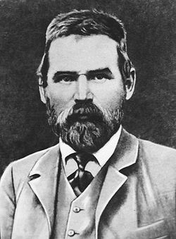 Алексей Пешехонов (1867-1933) - один из создателей Партии народных социалистов