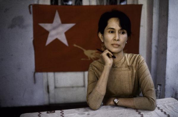 Аун Сан Су Чжи ещё в 1988 году начала борьбу за свободу и процветание народа Мьянмы