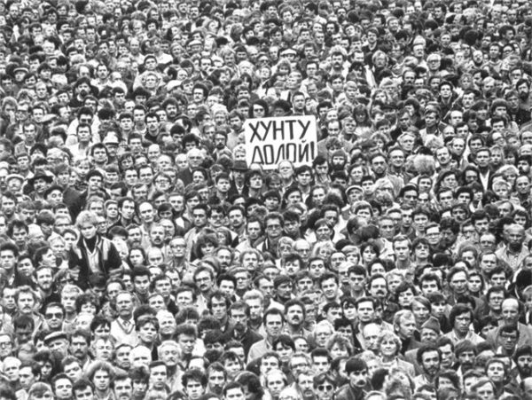 Если сегодня спросить людей, вышедших в те дни защищать демократию, получили они то, что хотели, уверен, что большинство из них ответит — нет.
