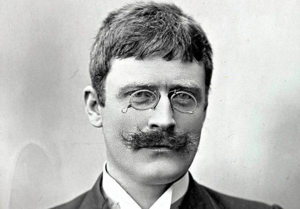 Кнут Гамсун - норвежский писатель (1859-1952)