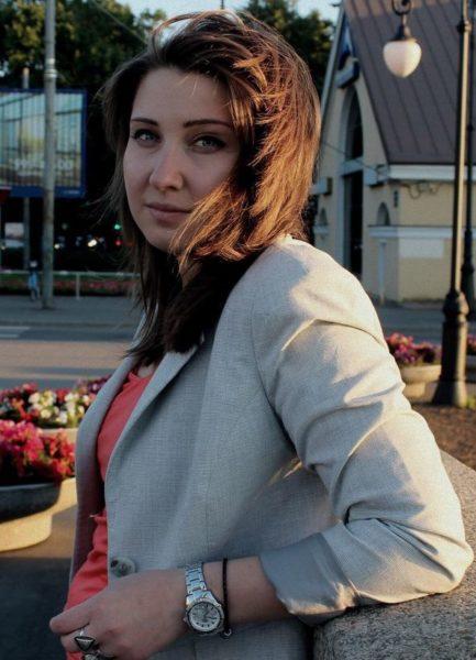 Ольга Мальник - активистка Социал-демократического союза женщин России