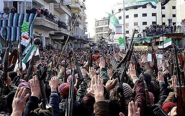 """Глобальное потепление могло """"запустить"""" гражданскую войну в Сирии"""