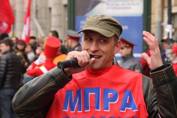 """Алексей ЭТМАНОВ: """"На """"Форде"""" мы создали профсоюз в 2003 году. В виду того, что менеджмент завода был в основном представлен как русскими людьми, он воспринял наш независимый рабочий профсоюз в штыки"""""""