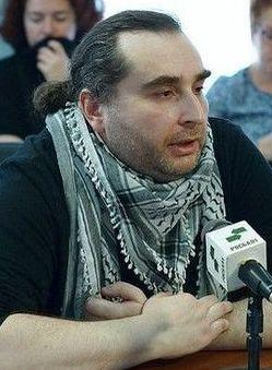 Михаил Магид - историк, анархист (Москва)