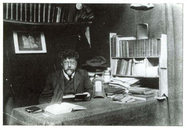 Рудольф Рокер (нем. Rudolf Rocker, 25 марта 1873, Майнц — 19 сентября 1958, штат Нью-Йорк) — активный участник анархо-синдикалистского движения