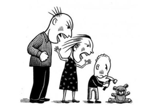 Если законопроект будет принят, появится государственная система защиты от домашних тиранов