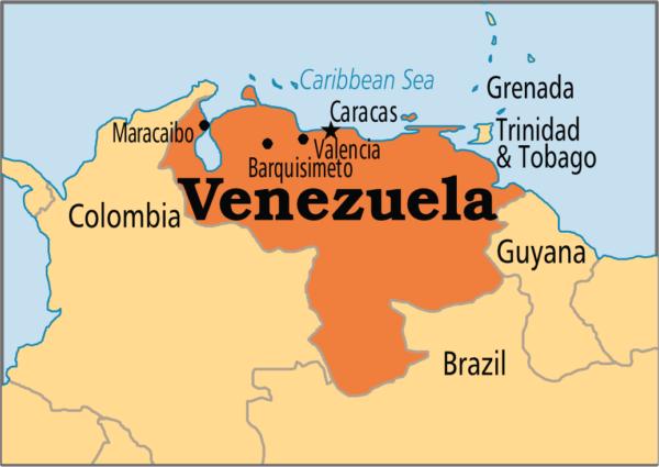 Позиции «Новой эры» особенно сильны в расположенном на северо-востоке страны, у колумбийской границы, штате Сулии, административным центром которого является город Маракайбо