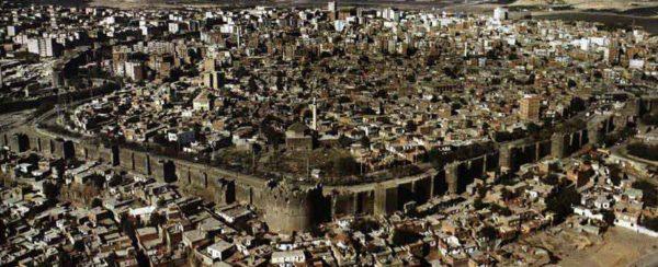 Диярбакыр (Диярбакир) - город, расположенный в восточной части Турции, является одним из оплотов левых сил Турции