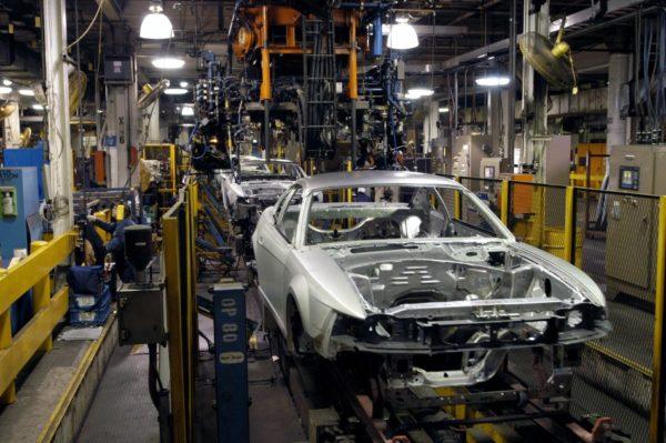 Завод Ford Sollers во Всеволожске остановит конвейеры с середины ноября до конца новогодних праздников в январе