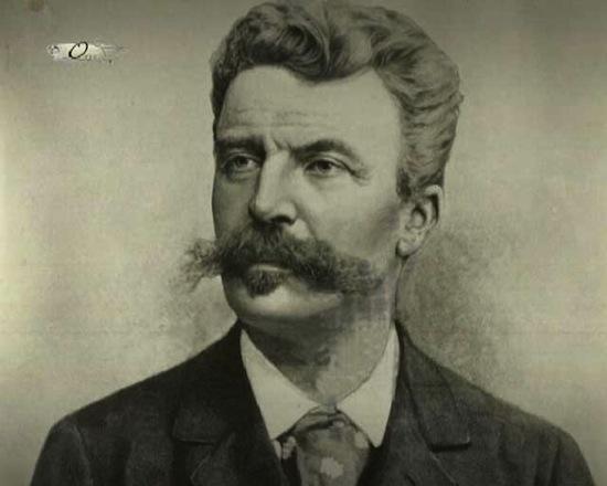 Ги де Мопассан (1850-1893) - французский писатель