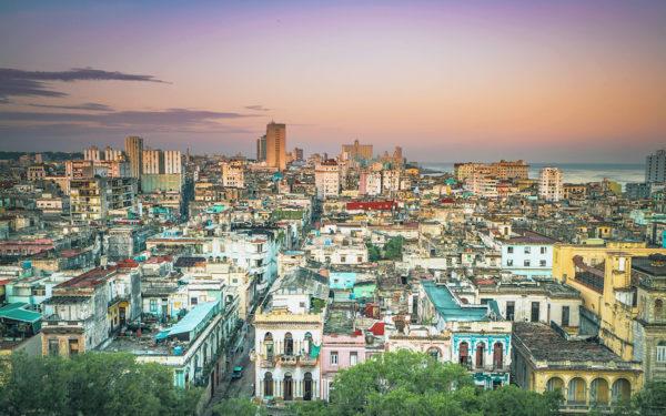 До последнего времени Куба оставалась единственной страной в Латинской Америке, не имевшей договора с ЕС / На фото: вид на Гавану