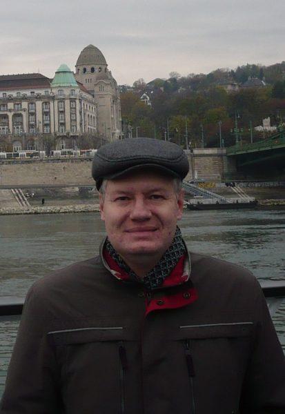 Профессор Руслан Костюк
