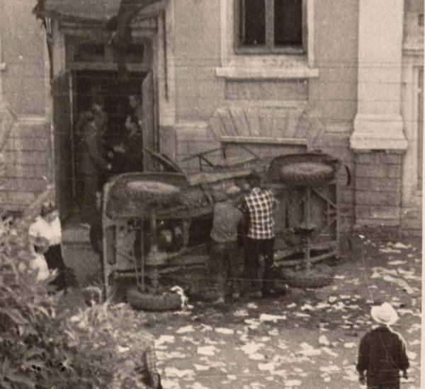 Июнь 1961-го, Муром — тут уже совсем по-взрослому: разгромлен горотдел милиции и местный КГБ, освобождены из КПЗ 26 человек