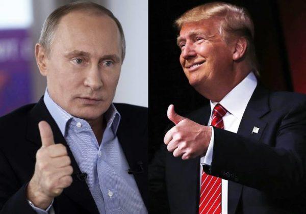 В целом отношения Дональда Трампа и Владимира Путина укладываются в картину сотрудничества двух товарищей по мировой консервативной партии