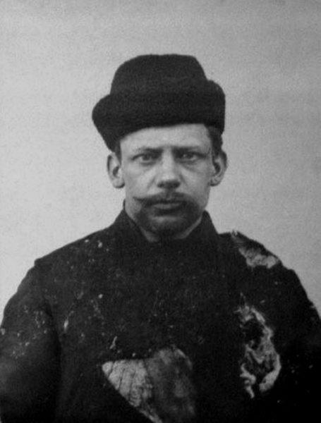 Иван Каляев - убийца великого князя Сергея ((24 июня (6 июля) 1877, Варшава — 10 (23) мая 1905, Шлиссельбургская крепость)