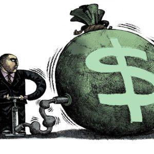 Капитализм превратился в зомби